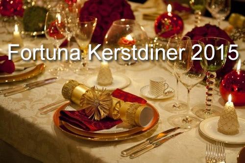 Fortuna Kerstdiner 2015
