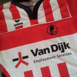 Shirt Van Dijk Employment