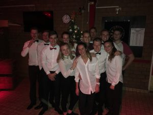 Kerstdiner 2015 bediening