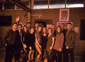 Kerstdiner 2015 groep 1