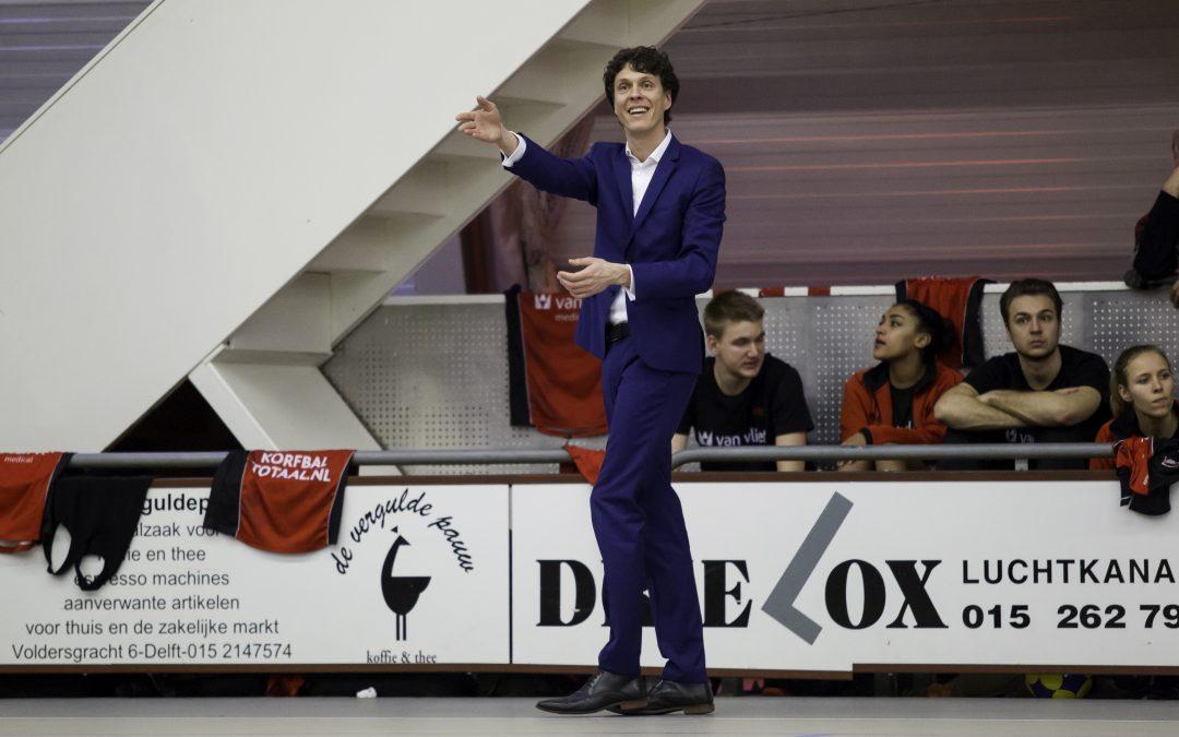 Joost Preuninger volgend seizoen nieuwe trainer Fortuna/Delta Logistiek A1
